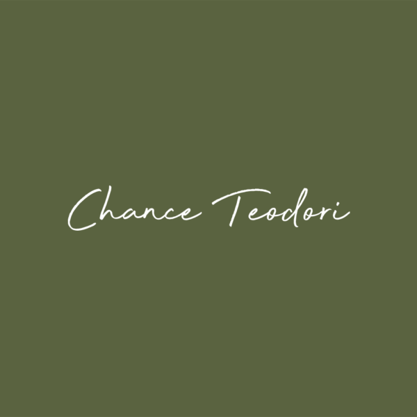 Chance Teodori – Real Estate Agent
